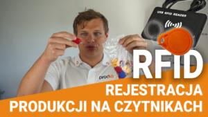 rejestracja produkcji rfid
