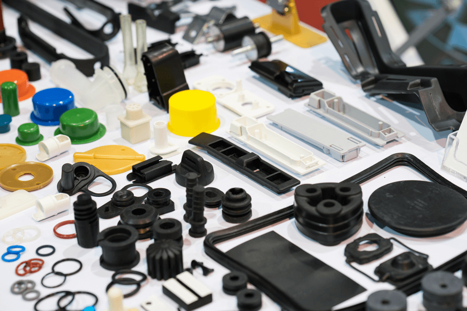 ELASTOMER GOODS PRODUCTION (sealing, silicone and rubber goods).