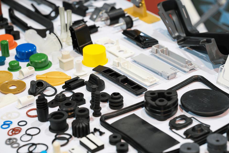 elastomer goods production