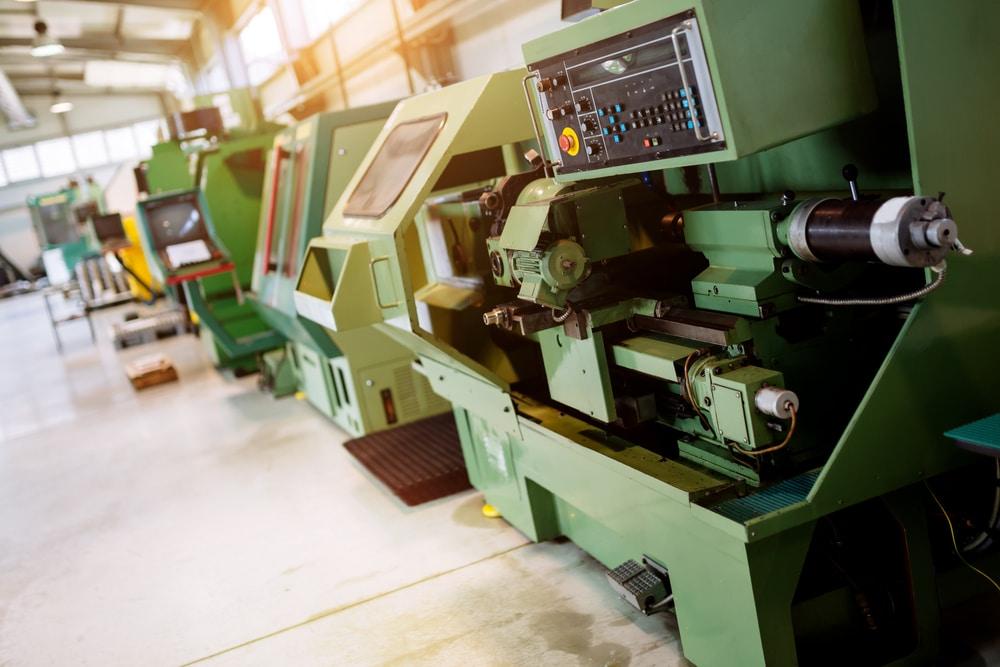 program do kontroli produkcji maszyny